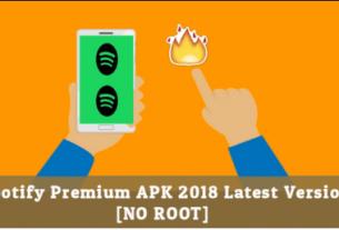 Spotify Premium APK 2018