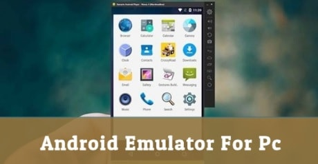 android mobile emulator for windows 10