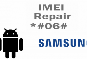 Change IMEI Number Of Samsung J7 SM-J710F
