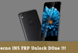 How To Install Stock ROM On Tecno IN3 | Tecno IN3 Flash File