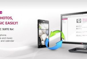 Download LG Bridge PC Suite For Windows