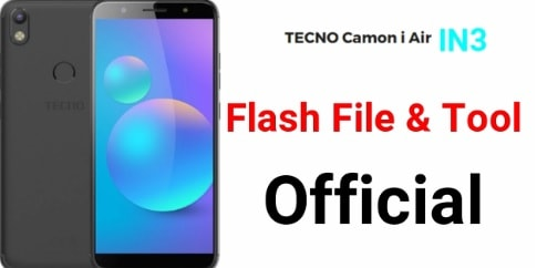 Install Stock ROM On Tecno IN3