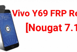Vivo Y69 FRP Bypass Using Sp Flash Tool