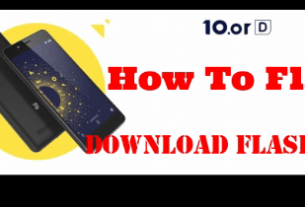 Flash Stock ROM On 10 Or D