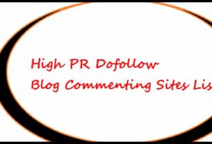 Blog Commenting Sites