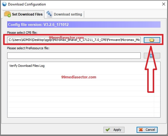 How To Flash CPB Firmware Using QGDP Tool [Download QGDP