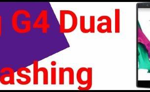 Flash Stock ROM On LG G4 DUAL H818P