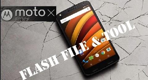 Flash Moto X Force XT1580