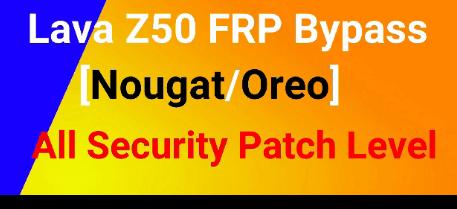 Remove Lava Z50 FRP