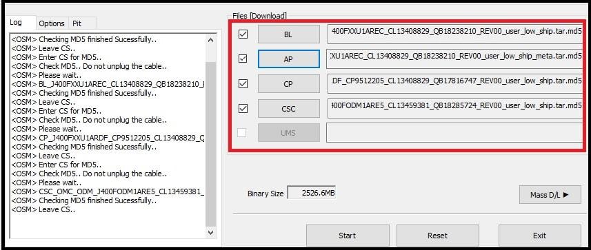 Samsung Galaxy J4 Firmware Download & Flashing [Galaxy J4