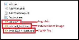 moto g6 plus root files