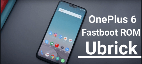 How To Flash OnePlus 6 Fastboot ROM [ Unbrick OnePlus 6 ] - 99Media