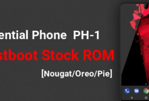 Essential Phone Stock Rom Download
