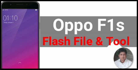 How To Install Oppo F1s Stock ROM [Oppo F1s Flash File