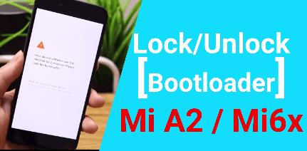 Unlock Bootloader Of Mi A2
