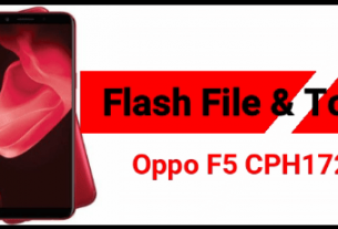 Flash Oppo F5 CPH1723