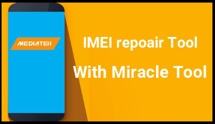 Repair IMEI Using Miracle Box