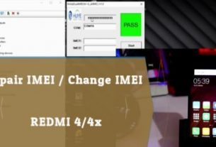 Repair IMEI Of Redmi 4