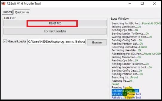 Remove Screen Lock & VIVO V7 Plus FRP Bypass (1716) using Tool