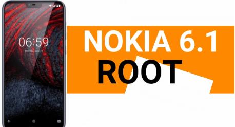 Root Nokia 6.1