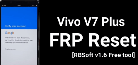 Remove Screen Lock & VIVO V7 Plus FRP Bypass (1716) using Tool