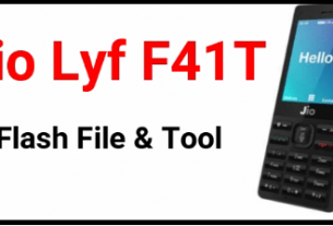 Lyf F41T Flash File