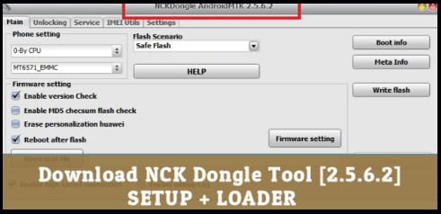 NCK Tool 2.5.6.2 Download