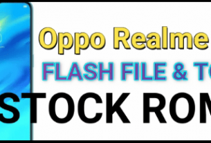 Oppo Realme C1 Flash File