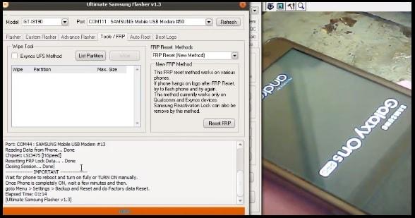Samsung On5 Pro FRP Remove using UMT [Unlock Samsung On5 Pro G550FY