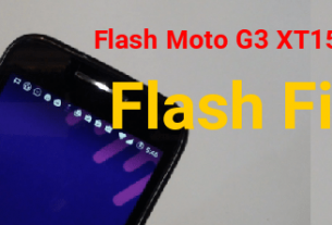 Moto G3 XT1550 Flash File