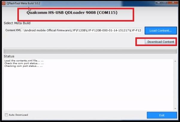 How TO Flash Jio F120B Flash File Firmware [2 Methods