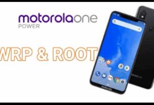 Root Motorola One Power
