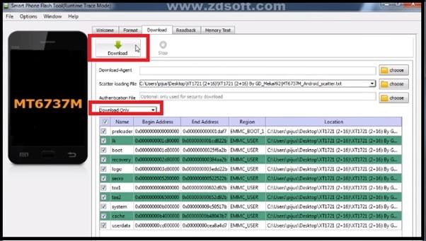 Moto C Plus XT1721 Flash File And Tool [Flash Guide