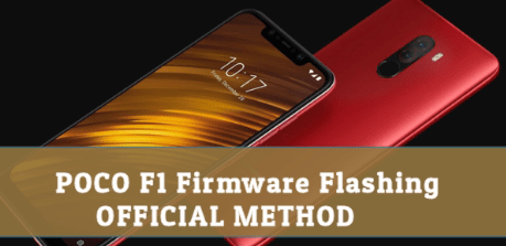 How To Flash Poco F1 Fastboot ROM [Revert On Stock ROM] - 99Media Sector