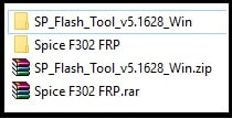 spice f302 frp file