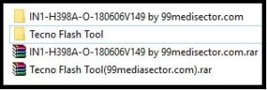 Tecno IN1 frp file and tool