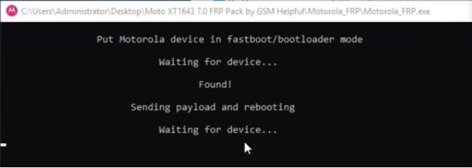 Moto G5 FRP Unlock 2019 [Moto FRP Tool] [Reset FRP