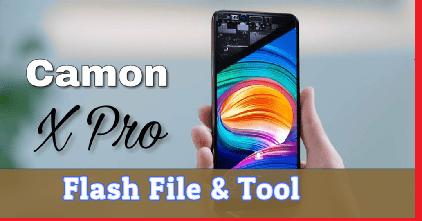 Tecno CA8 Flash File And Tool [Stock ROM] |Tecno Camon X Pro