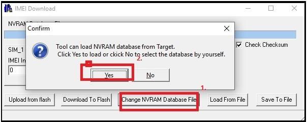 Tecno In1 Nvram File