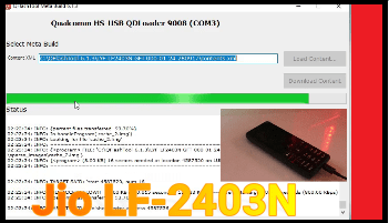 Jio LF 2403N Flash File And Tool [ Flash Without Error