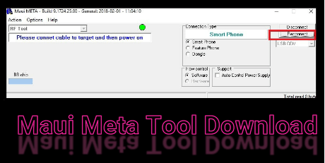 Latest Sp Maui Meta Tool IMEI Repair Tool For MTK [How To