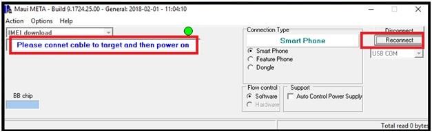 Tecno IN1 Pro IMEI Repair Using Maui Meta Tool - 99Media Sector