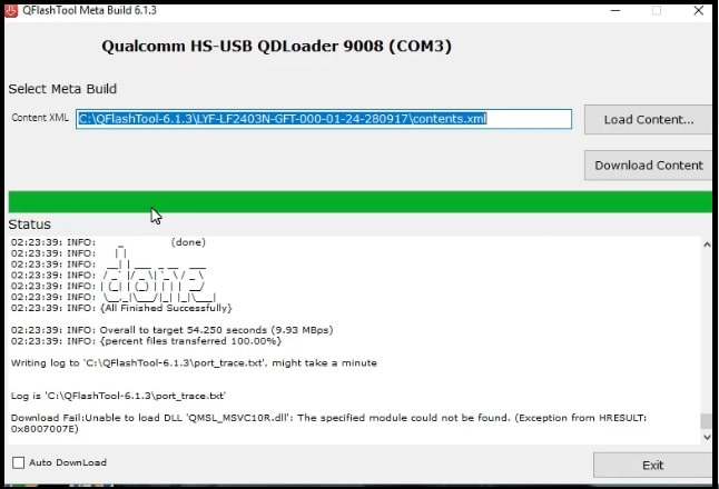 Download Qflash Tool Latest Version [ Qualcomm Flash Tool