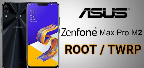 Root ASUS Zenfone Max Pro M2