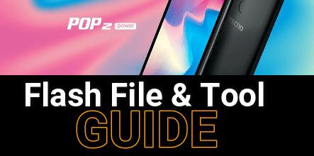 Tecno Pop 2 B1 Flash File