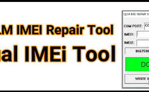 QLM IMEI Repair Tool