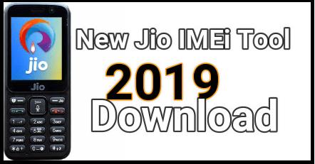Jio IMEI Repair Tool 2019