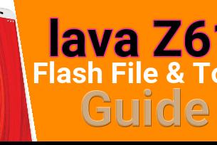 Flash lava Z61