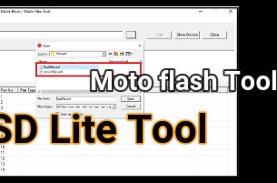 Motorola Flash Tool