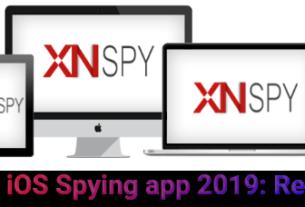 iOS Spying App